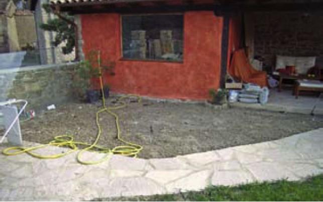 Proyecto Xerojardinería en Ardanaz